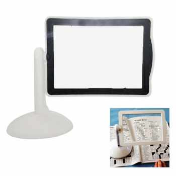 Brighter Reading LED Magnifier Viewer Screen Magnifier Large Screen Hands-free
