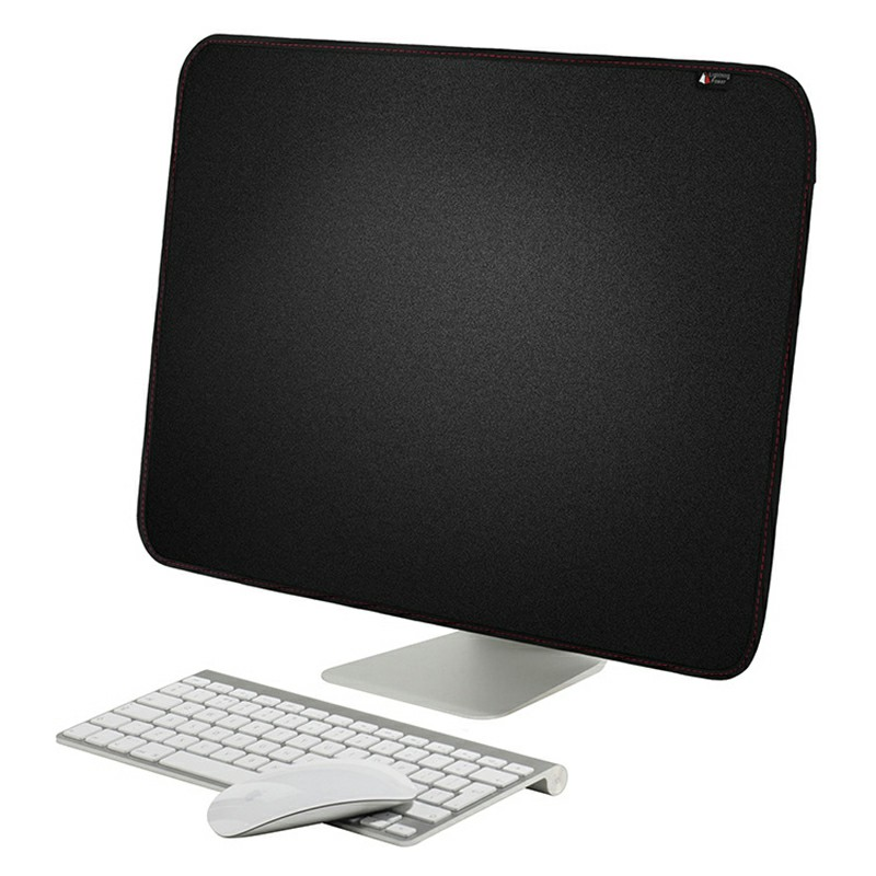 Home Computer Desktop Dust Cover Applicable with Pocket for Apple iMac 21 inch