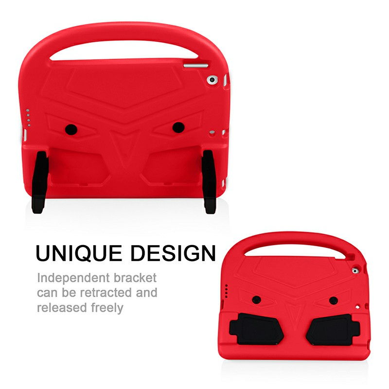 EVA Foam Protective Stand Case Cover for Apple iPad 10.2 inch 2019 - Red
