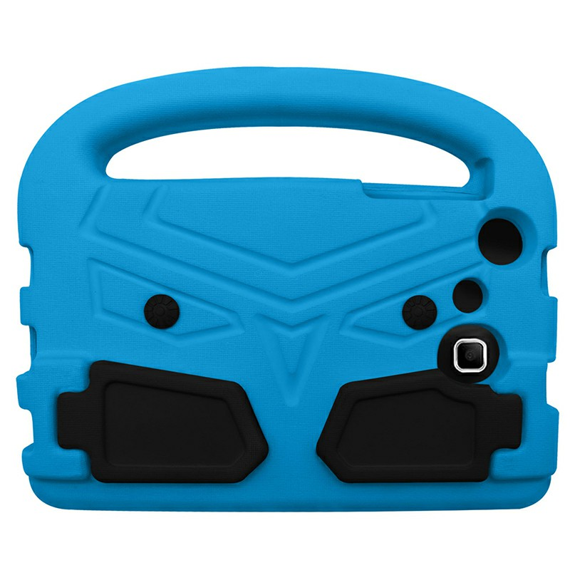 Shakeproof EVA Foam Stand Case Cover For Samsung Universal Tablet 7inch - Blue