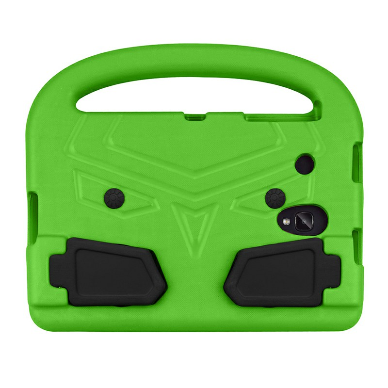 Shakeproof EVA Foam Stand Case Cover for Samsung Universal Tablet 8 inch - Green