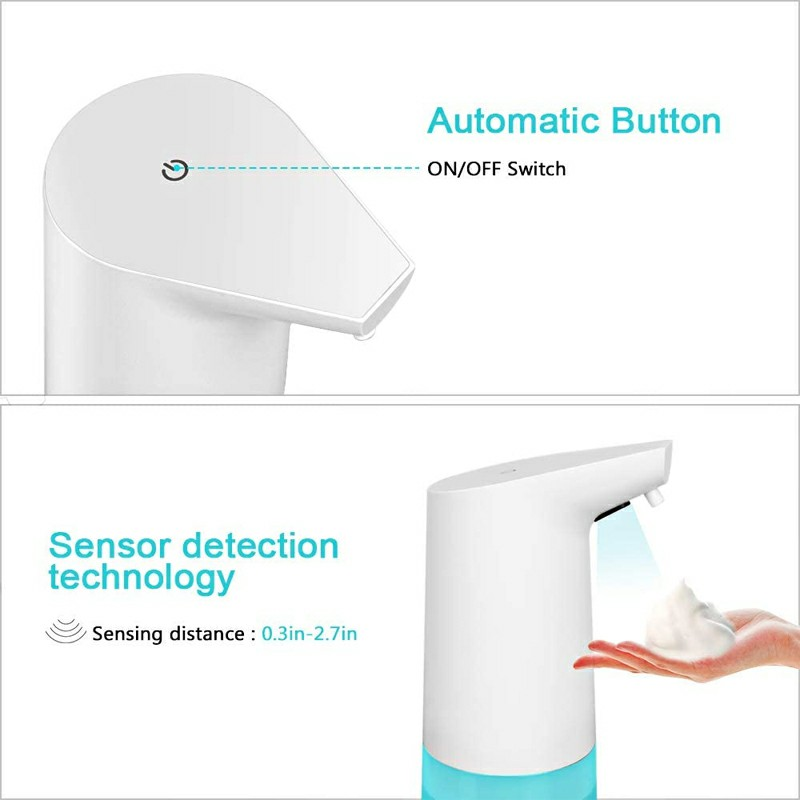 Automatic Touchless Infrared Sensor Foam Soap Dispenser
