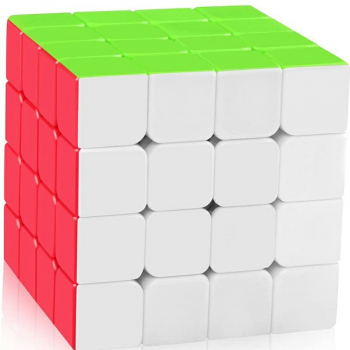 4x4 Speed Cube Magic Cube 4x4x4 Puzzle products - White