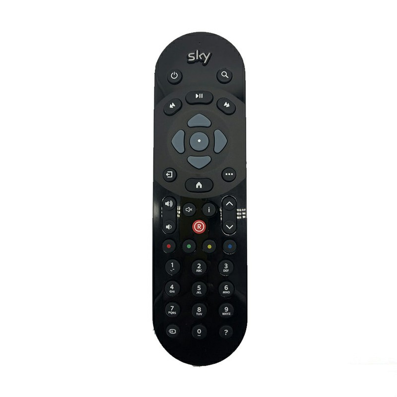 SKY Q Non-Touch Infrared Remote Control for UK Market