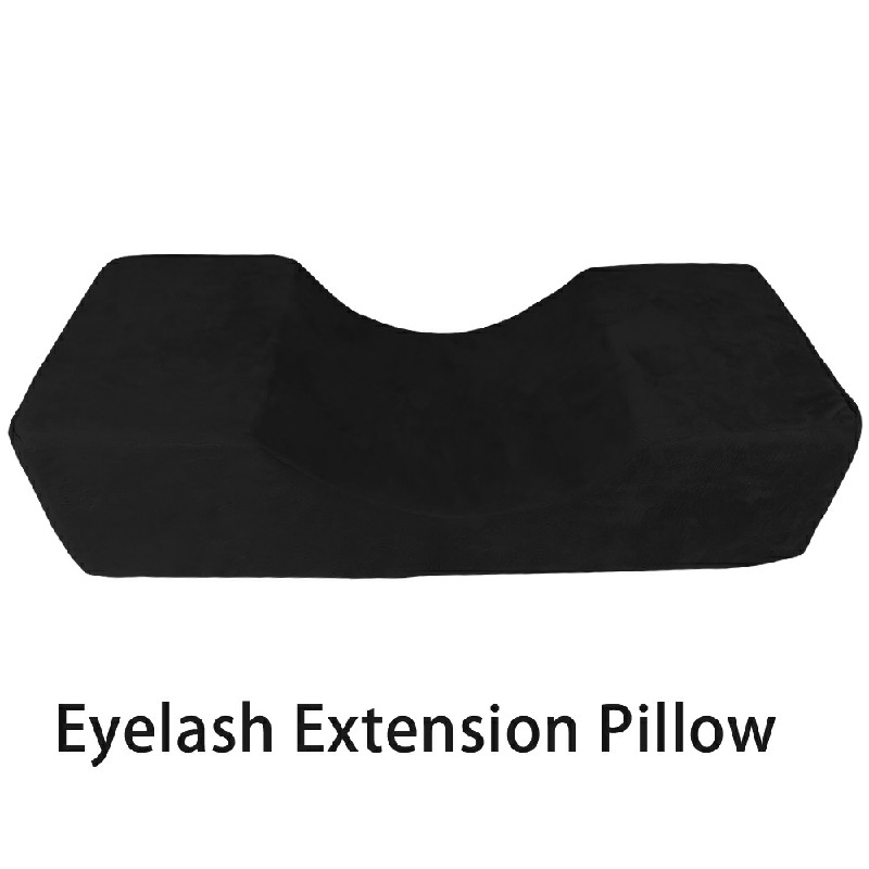 Lash Pillow Neck Support Eyelashes Soft Grafting Foam Extension Makeup Tool